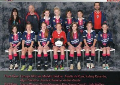 U13 League Winners 2011
