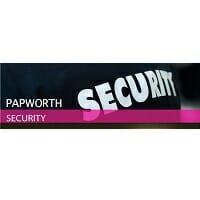 Sponsor – Papworth Security