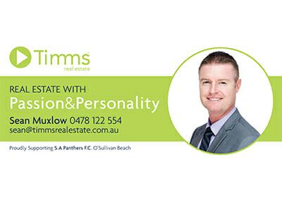 Sponsor – Timms Real Estate