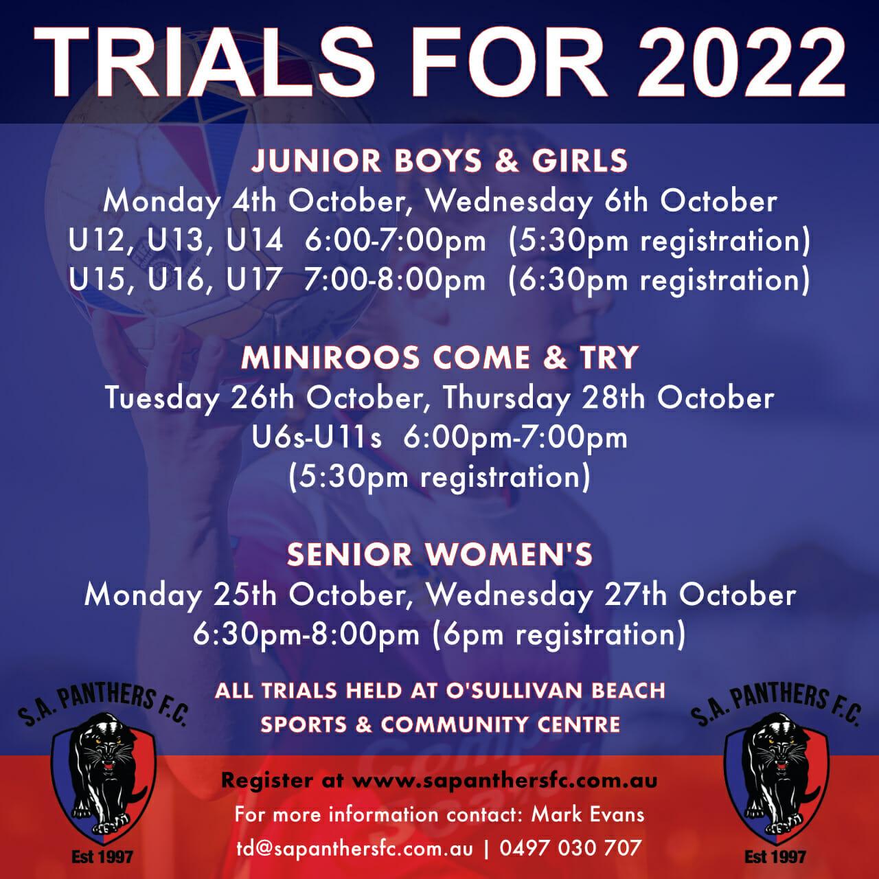 Trials 2022